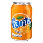 Fanta Orange 24x33cl